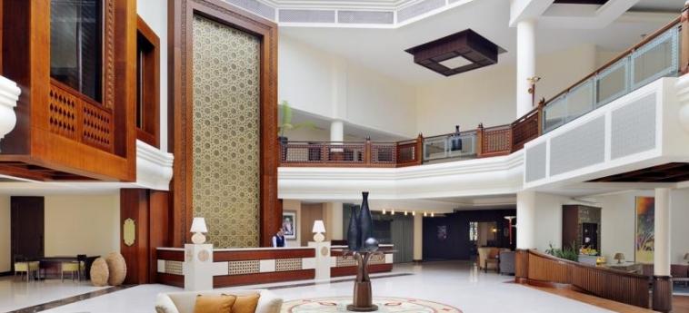 Hotel Kairaba Mirbat Resort: Hall MIRBAT