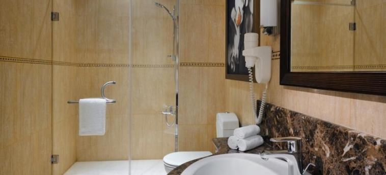 Hotel Kairaba Mirbat Resort: Salle de Bains MIRBAT