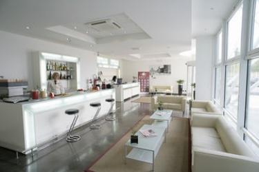 Hotel Carpi: Lounge Bar MODENA