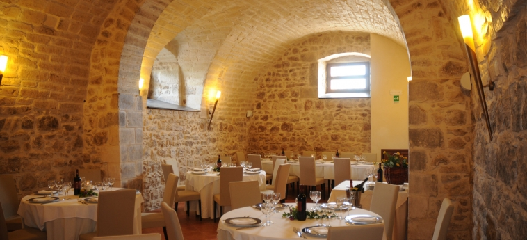 Hotel Torre Don Virgilio Country: Restaurant MODICA - RAGUSA