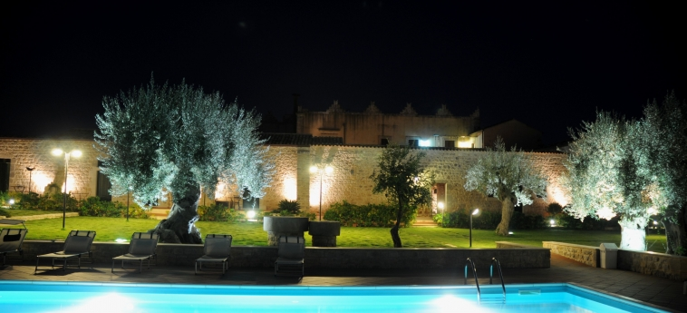 Hotel Torre Don Virgilio Country: Schwimmbad MODICA - RAGUSA
