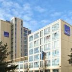 Hotel Novotel Suites Monaco Parkstadt Schwabing