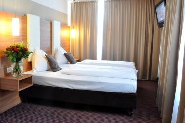 Hotel Cristal: Camera Matrimoniale/Doppia MONACO DI BAVIERA