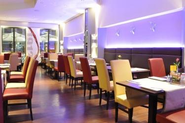 Hotel Cristal: Ristorante MONACO DI BAVIERA