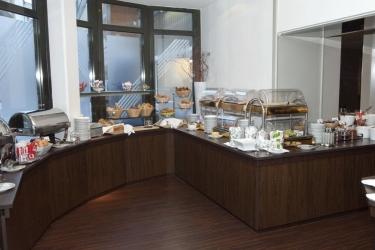 Hotel Cristal: Sala Colazione MONACO DI BAVIERA