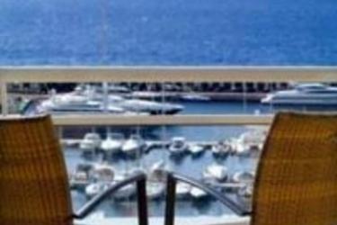 Hotel Riviera Marriott La Porte De Monaco: Balcony MONACO - MONTE CARLO