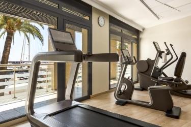 Hotel Riviera Marriott La Porte De Monaco: Fitnesscenter MONACO - MONTE CARLO
