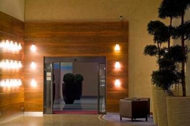 Hotel Riviera Marriott La Porte De Monaco: Hotelhalle MONACO - MONTE CARLO