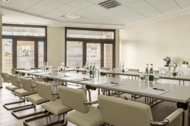 Hotel Riviera Marriott La Porte De Monaco: Konferenzraum MONACO - MONTE CARLO