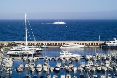 Hotel Riviera Marriott La Porte De Monaco: Meer MONACO - MONTE CARLO