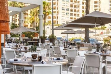 Hotel Riviera Marriott La Porte De Monaco: Restaurant MONACO - MONTE CARLO