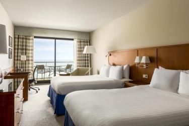 Hotel Riviera Marriott La Porte De Monaco: Vierbett- Zimmer MONACO - MONTE CARLO
