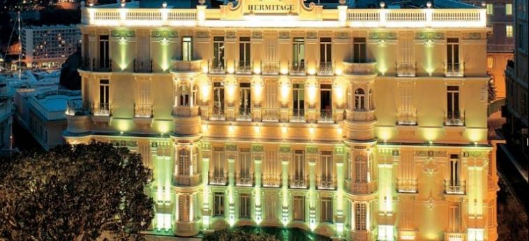 Hotel Hermitage: Fassade MONACO - MONTE CARLO