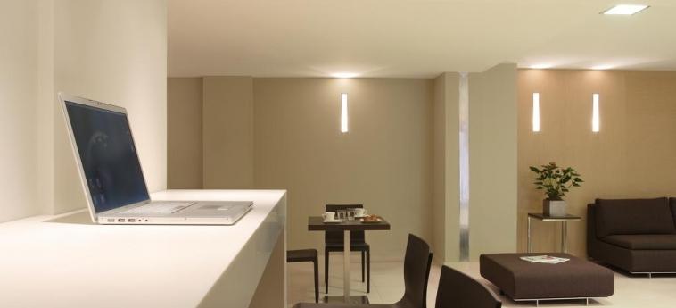 Aparthotel Adagio Monaco Monte Cristo: Lobby MONACO - MONTE CARLO