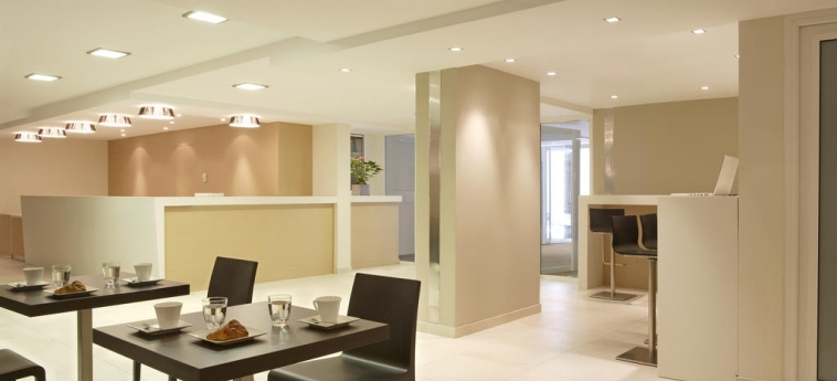 Aparthotel Adagio Monaco Monte Cristo: Salle de Petit Dejeuner MONACO - MONTE CARLO