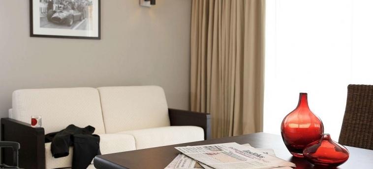 Aparthotel Adagio Monaco Monte Cristo: Salotto MONACO - MONTE CARLO