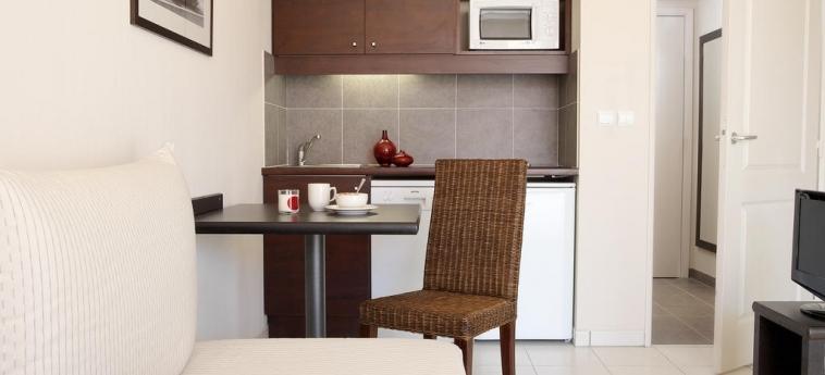Aparthotel Adagio Monaco Monte Cristo: Interior MONACO - MONTE CARLO
