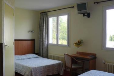 Hotel Arcantis Le Beauvoir: Habitación MONT SAINT MICHEL