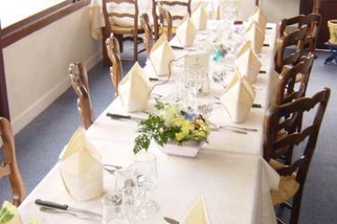 Hotel Arcantis Le Beauvoir: Restaurante MONT SAINT MICHEL
