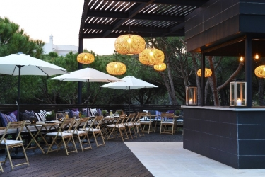 Hotel Praia Verde Boutique: Bar MONTE GORDO (FARO)