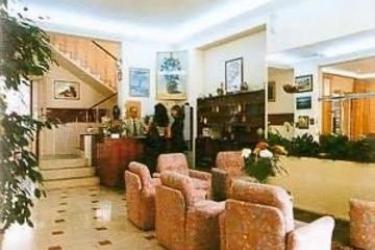 Hotel Tonfoni: Lounge MONTECATINI TERME - PISTOIA