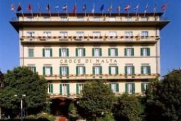 Grand Hotel Croce Di Malta: Esterno MONTECATINI TERME - PISTOIA