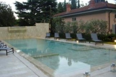 Grand Hotel Croce Di Malta: Swimming Pool MONTECATINI TERME - PISTOIA