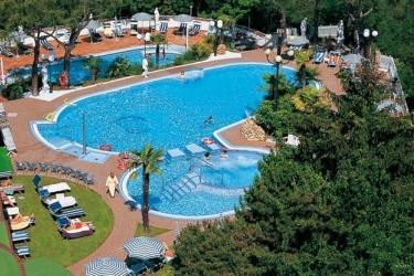 Hotel Terme Augustus: Garden MONTEGROTTO TERME - PADUA