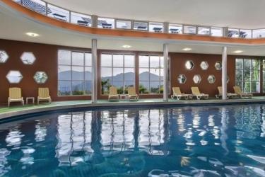 Hotel Terme Augustus: Indoor Swimmingpool MONTEGROTTO TERME - PADUA