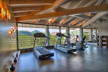 Hotel Esplanade Tergesteo: Fitnesscenter MONTEGROTTO TERME - PADUA