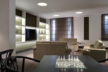 Hotel Esplanade Tergesteo: Hall MONTEGROTTO TERME - PADUA