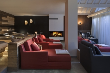 Hotel Esplanade Tergesteo: Hotel Innenraum MONTEGROTTO TERME - PADUA