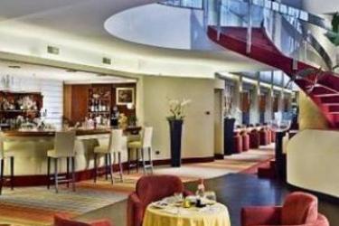 Hotel Esplanade Tergesteo: Lounge Bar MONTEGROTTO TERME - PADUA