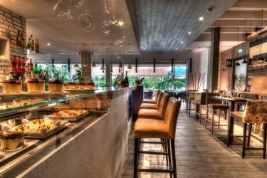 Hotel Esplanade Tergesteo: Restaurant MONTEGROTTO TERME - PADUA