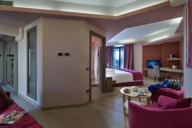 Hotel Esplanade Tergesteo: Room - Guest MONTEGROTTO TERME - PADUA