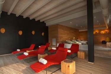 Hotel Esplanade Tergesteo: Ruheraum MONTEGROTTO TERME - PADUA
