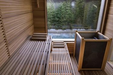 Hotel Esplanade Tergesteo: Sauna MONTEGROTTO TERME - PADUA