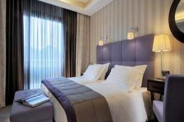 Hotel Esplanade Tergesteo: Schlafzimmer MONTEGROTTO TERME - PADUA