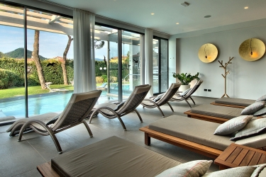 Hotel Esplanade Tergesteo: Schwimmbad MONTEGROTTO TERME - PADUA