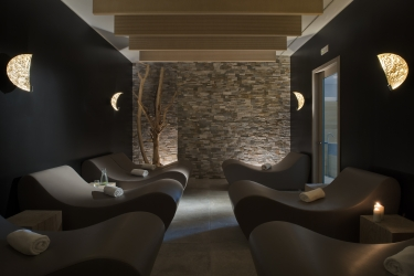 Hotel Esplanade Tergesteo: Spa MONTEGROTTO TERME - PADUA