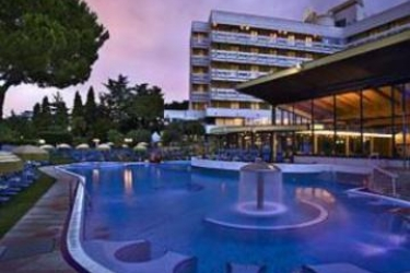 Hotel Esplanade Tergesteo: Swimming Pool MONTEGROTTO TERME - PADUA