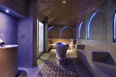 Hotel Esplanade Tergesteo: Türkisches Bad MONTEGROTTO TERME - PADUA