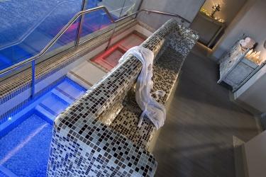 Hotel Esplanade Tergesteo: Wellness Center MONTEGROTTO TERME - PADUA