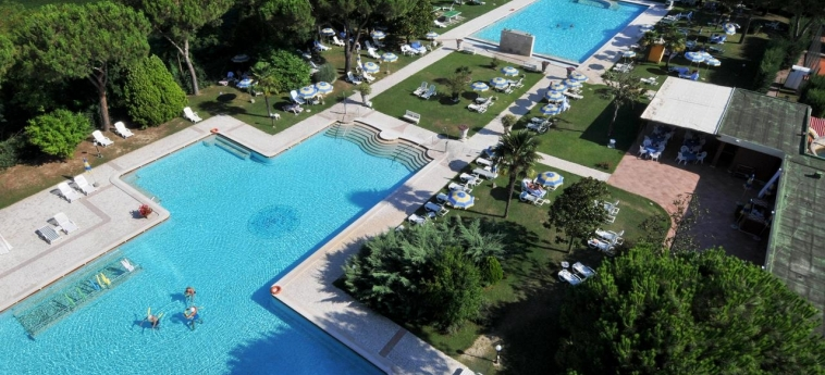 Hotel Terme Imperial: Overview MONTEGROTTO TERME - PADUA