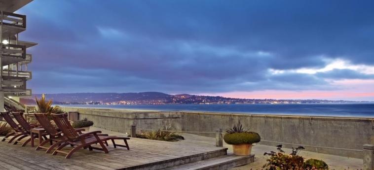 Hotel Monterey Tides: Aussicht MONTEREY (CA)