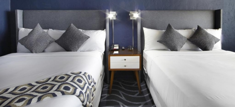 Hotel Monterey Tides: Gastzimmer Blick MONTEREY (CA)