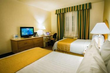 Hotel Best Western Plus Monterrey Colon: Camera degli ospiti MONTERREY