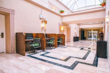 Hotel Best Western Plus Monterrey Colon: Centro Affari MONTERREY