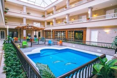 Hotel Best Western Plus Monterrey Colon: Piscina MONTERREY