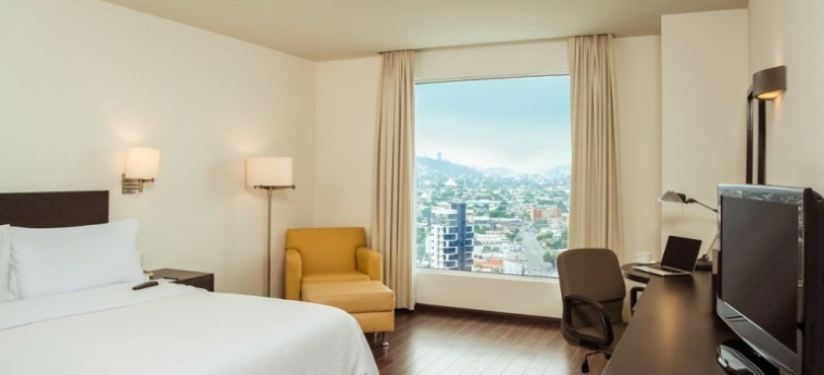 Hotel Fiesta Inn Monterrey Tecnológico: Camera Family MONTERREY